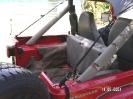 Innerhalb kurzer Zeit war der Jeep leer.