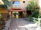 Zugang zur Hotelhalle