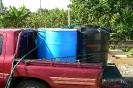 Versorgung der Notunterkunft Bonao